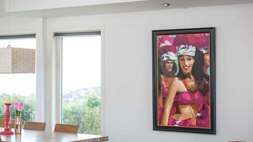 Artiteq Shadowline Drywall for home decor
