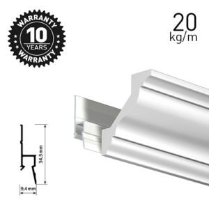 Deco Rail White Primer