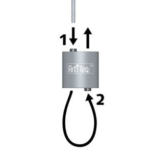 Simple Picture Hanging Loop Hanger