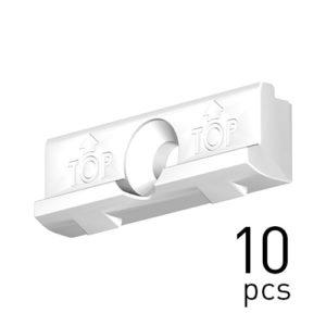 Artiteq contour rail mount clips 10pcs
