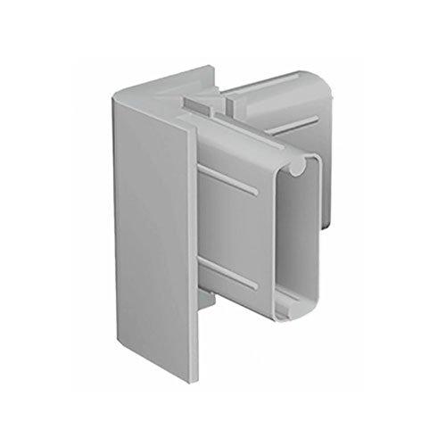Artiteq Click Rail Corner Connector Gray