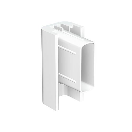 Artiteq Click Rail End Cap White