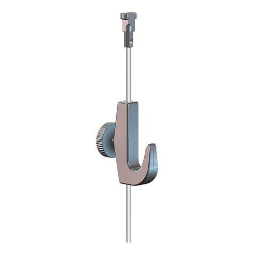 Heavy Hook + Twister Set 2mm Perlon