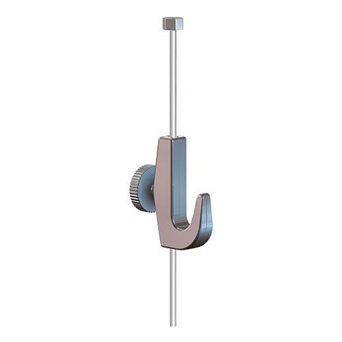 Heavy Hook + Slider + Perlon Set 2mm Perlon