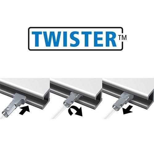 Artiteq Micro Grip + Twister Set 1mm Steel