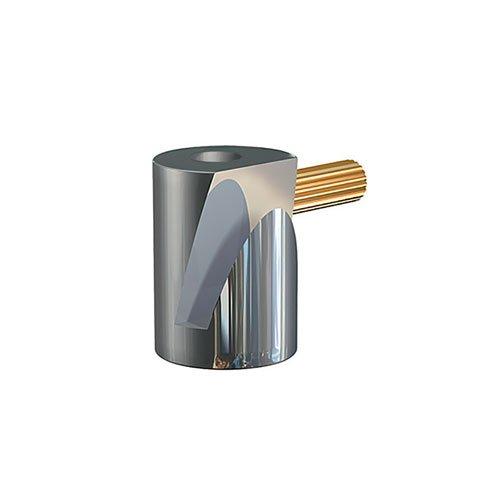 Artiteq Round Hook Brass