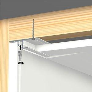 Artiteq Shadowline Drywall White 20kg(44lbs)/m