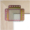 Beehive picture hangers by Simple picture hanging