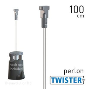 Artiteq Twister 2mm Perlon 100cm