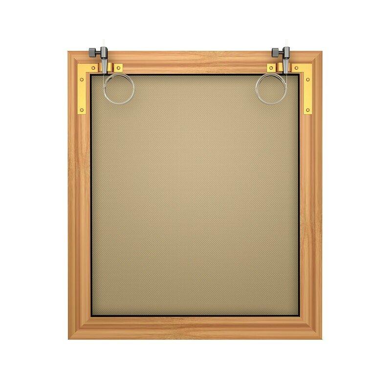 Artiteq Frame Hangers Left and Right Set On Frame