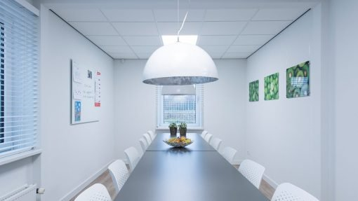 Artiteq Art Strip office room picture hanging systems