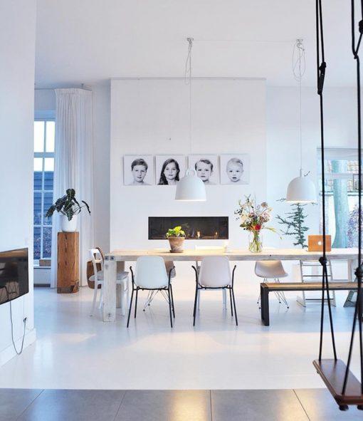 Artiteq click rail interior design installation
