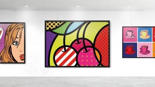 Artiteq Shadowline Drywall for Gallery