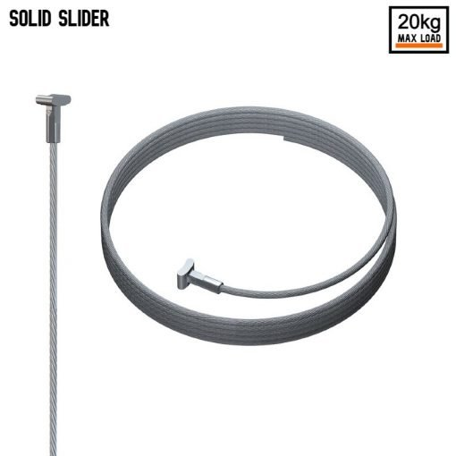 Artiteq Solid Slider 2mm Steel