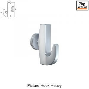 Artiteq picture hook heavy